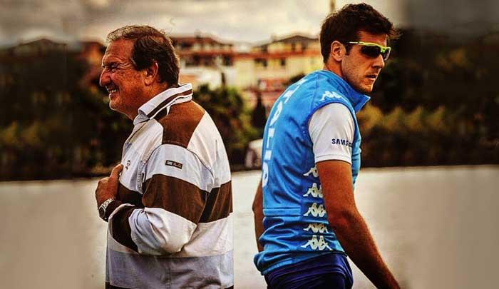 """Antonio """"Nino"""" e Matteo Castaldo"""