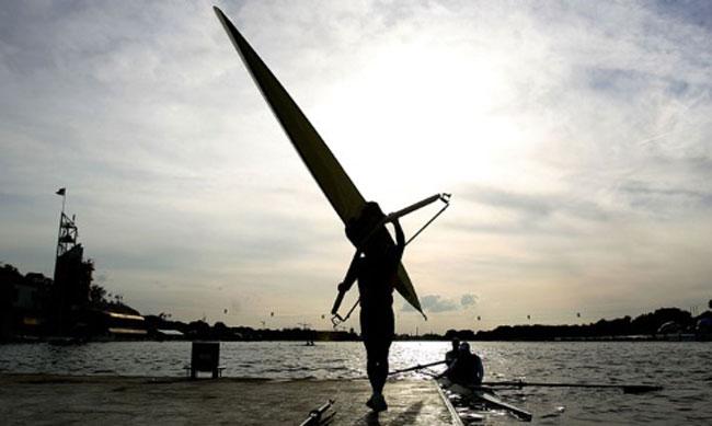 rowing-pontile