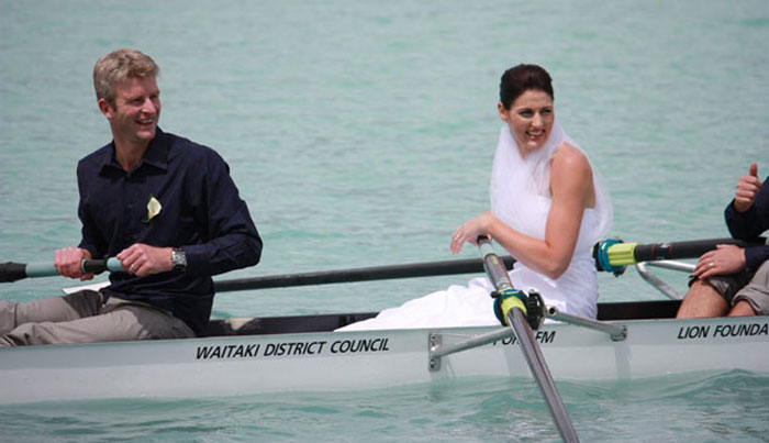 Rowers-Bride