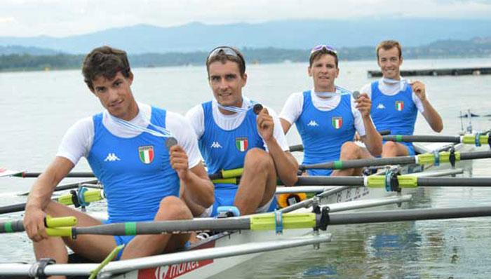 Matteo Mulas, Edoardo Margheri, Edoardo Buoli, Paolo Ghidini