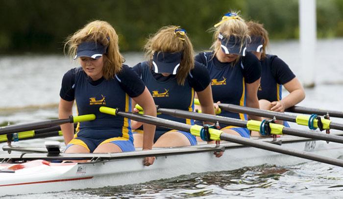 hair-rowing