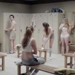 L'antro proibito: lo spogliatoio femminile