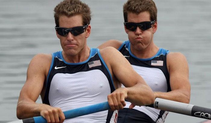 I gemelli Cameron e Tyler Winklevoss