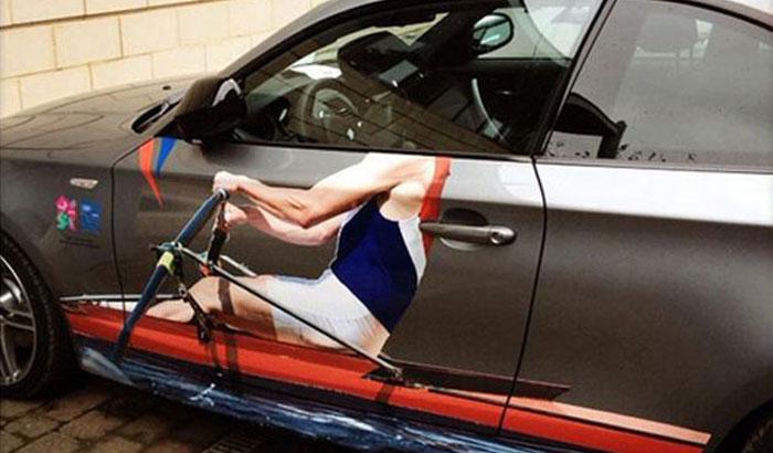 auto-rowing