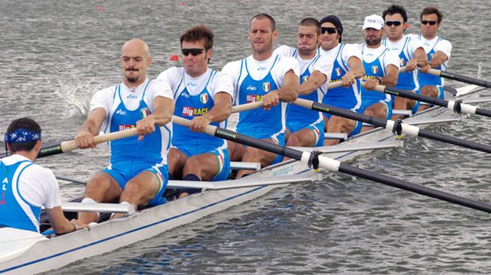 Gaetano Iannuzzi (Tim.), Lorenzo Carboncini, Niccolò Mornati, Alessio Sartori, Dario Dentale, Mario Palmisano, Luca Agamennoni, Pieluigi Frattini, Carlo Mornati.