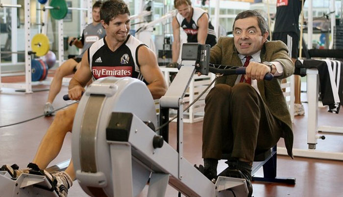 rowing-mr-bean