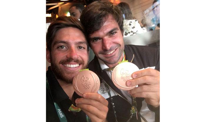 Marco Di Costanzo e Domenico Montrone