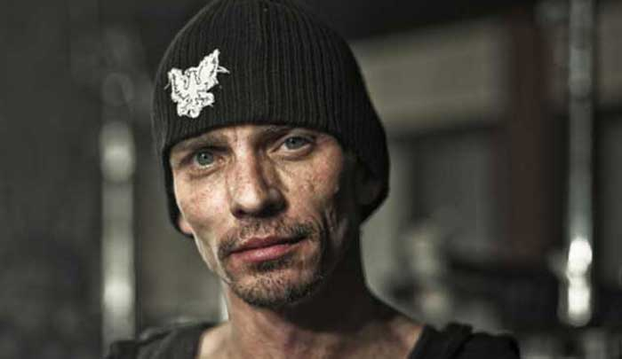 Il mitico Skinny Pete di Breaking Bad