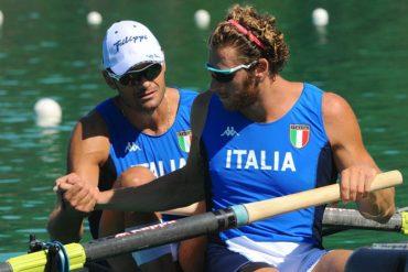 Niccolò Mornati (a sinistra) e Vincenzo Maria Capelli (a destra). Foto di Mimmo Perna