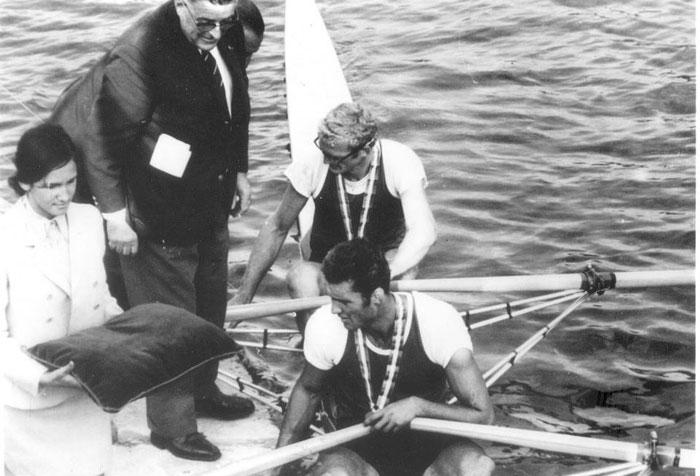 Giuliano Spingardi e Gianpiero Galeazzi