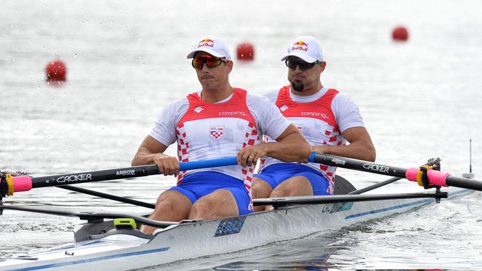 Martin e Valent Sinkovic