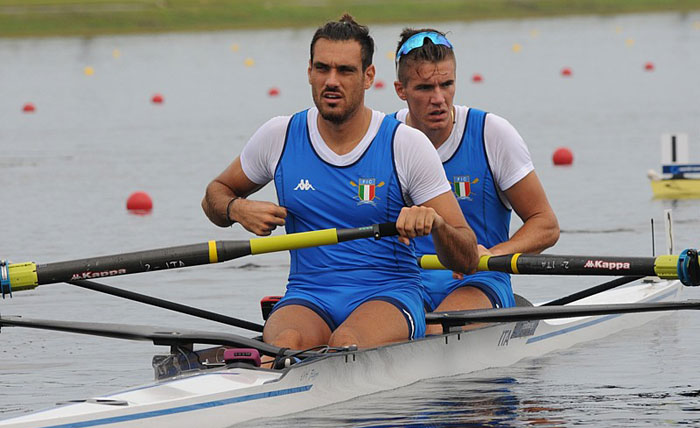 Peppe Vicino e Matteo Lodo (foto di Mimmo Perna)