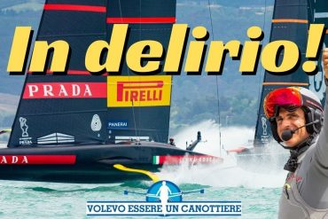 Prada Cup: dock out di Luna Rossa e folla in delirio per la vittoria su Ineos Team UK
